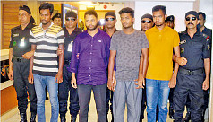 Pathao rider arrested for transporting...