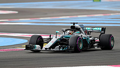 Hamilton wins in France to retake F1...