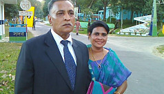 Husband on two-day remand, suspect in...