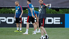Hierro to carry on Lopetegui's good...