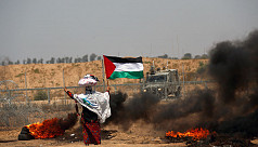 Israeli fire kills 7 during Gaza...