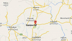 Burnt body of policeman found in Gazipur...