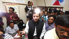 No BNP polling agent at Jahangir's own...