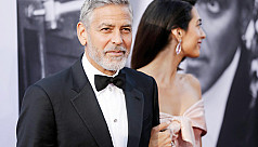 George Clooney writes about America's...