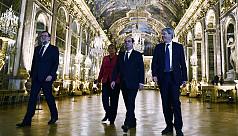 Merkel offers Macron concessions on...