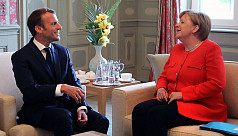 Merkel, Macron search for reforms to...