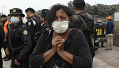 Toll rises in Guatemala volcano as more...