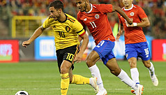 Belgium thump Costa Rica, Senegal beat...