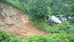 Heavy rainfall may trigger landslides...