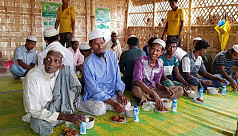 Iftar makes Rohingyas reminisce about...