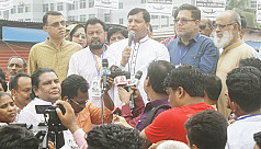Jahangir Alam: BNP nominee brother of...