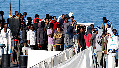 Italy vows migrant ship cannot dock...