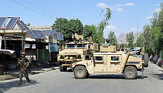 Taliban launch attacks as Afghan government...