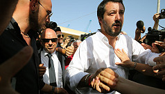 Italy will no longer be 'Europe's refugee...