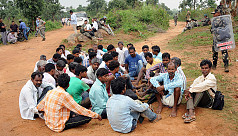 Police, tribals clash over arrest of...