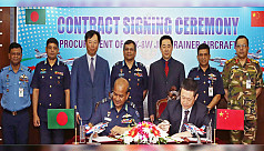 BAF signs deal with China to procure...