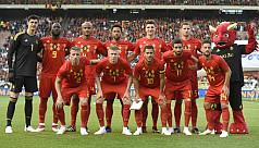 Belgium suffer Kompany blow in draw...