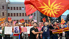 Macedonian president refuses to sign...