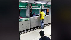 Malaysian immigration officer suspended...