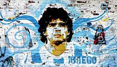Chunnu hails God-gifted Maradona