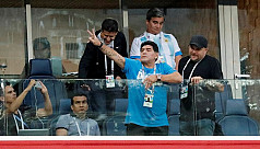 Maradona needs medical treatment after...