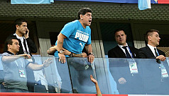 Angry Maradona offers reward over 'death'...