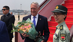Mattis becomes first US defence chief...