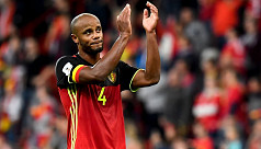 Belgium keep injured Kompany in World...