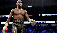 Mayweather back on top of Forbes best...