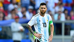 Messi's disappointments with...