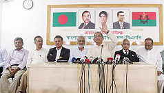 BNP rejects Gazipur city polls result,...