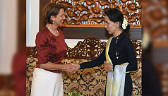 Suu Kyi: 'Hate narratives' from abroad...