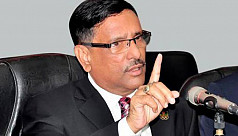 Quader slams BNP for rejecting PM's...