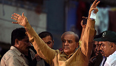 Pakistan's younger Sharif launches election...