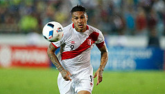 Peru captain Guerrero's doping ban reimposed...