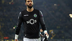 Wolves target Rui Patricio walks out...
