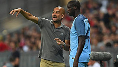 Guardiola hits back at Toure's racism...