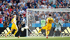 Technology helps France to 2-1 win over...
