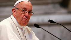 Group sees 'disconnect' between pope's...