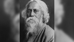Tagore's 158th birth anniversary...