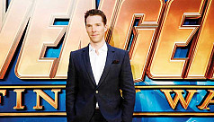 Benedict Cumberbatch saves cyclist from muggers in London