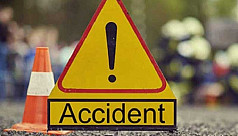 1 killed in Dhaka road accident