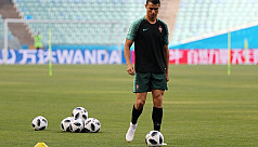 Real Madrid's Ronaldo reaches deal with...