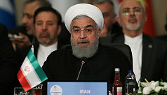 Rouhani says Iran ready to confront...