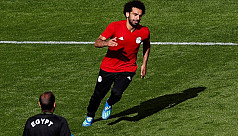 Salah left out of starting line-up for...