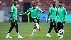 Saudis will play without fear in opener,...