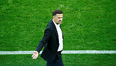 Serbia coach calls for referee 'to be...