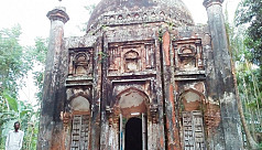 500-year old mosque stands on the verge...