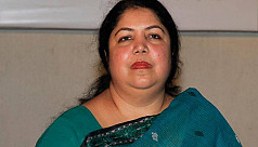 Speaker Shirin Sharmin Chaudhury returns...