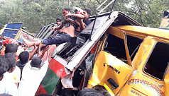 Road collisions kill over 40 people...